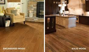 Engineered Wood Flooring Vs Hardwood Solid Hardwood Flooring Versus Engineered Hardwood Flooring Ideas