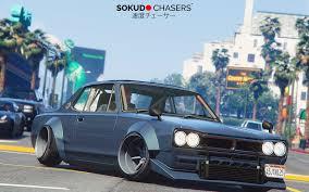 stanced supra mk3 speedhunters nissan skyline 2000gt r stanced gta5 mods com
