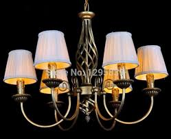 Chandelie Multiple Chandelie Restaurant Pendant Lamp Vintage Wrought Iron