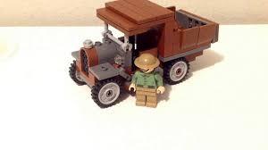 lego rolls royce armored car lego wwi truck youtube