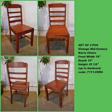 Vintage Wood Chairs Ixxam U0027s Philippine Antiques Collectibles U0026 Vintage Wood Furniture