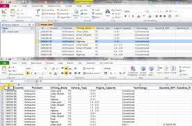 download convert excel spreadsheet to access database 2010