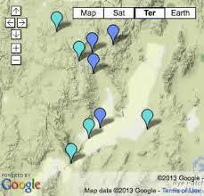 black rock desert map home of black rock high rock
