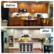 Refurbishing Kitchen Cabinets How To Refinish Laminate Cabinets Refinish Kitchen Cabinets Cost