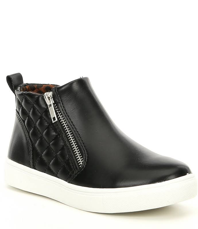 Steve Madden Jreggie Leather Sneaker, 2