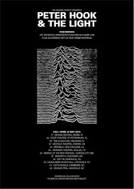Peter Hook And The Light Peter Hook U0026 The Light To Perform Former Joy Division New Order