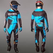 o neal motocross gear o u0027neal motocross u0026 enduro mx combo o u0027neal element racewear blue