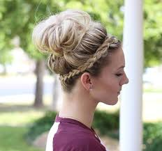 Best 25 Braided Crown Tutorial Ideas On Pinterest Braid Crown