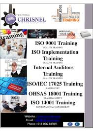 2015 brochure training