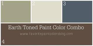 color combo earth toned paint color combination favorite paint colors blog