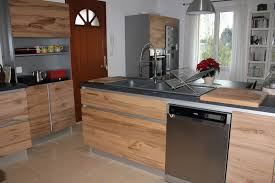cuisine chene massif moderne cuisine moderne en chene waaqeffannaa org design d intérieur et