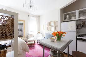house tour small but sweet 190 square foot nyc studio apartment