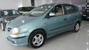 nissan almera nissan almera tino 2l petrol automatic u2013 very reliable car