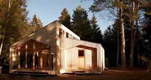 flat pack homes villa asserbo is a two bed house that took just six weeks to buil