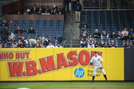 Mlb Fan Map Aaron Judge Now Has Very Own Judge U0027s Chambers Section At Yankee