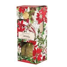 michel design works home fragrance michel design works holiday home fragrance diffuser gibbs and