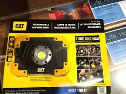 cat rechargeable led work light costco costco 962841 cat led worklight rechargeable part1 costcochaser