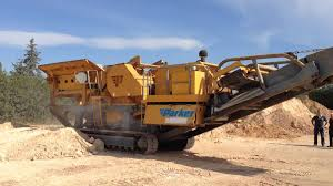 parker rt16 1100x650 jaw crusher youtube