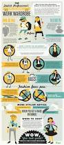 time to build infographic how to build a work wardrobe from scratch column five