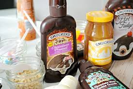 sundae bar toppings diy sundae party with smucker s ice cream toppings moments with