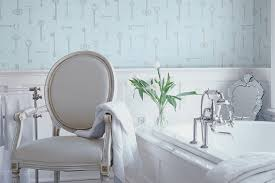 wallpaper ideas for bathrooms best 25 bathroom wallpaper ideas on half with picturesque
