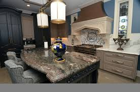granite countertop maple cabinets with backsplash painting tile