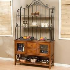 Bakers Rack With Wheels Commercial Bakers Rack Kitchen Furniture On Wheels Subscribed Me