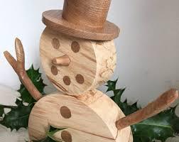wooden tree decorations minimalist tree