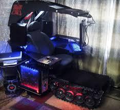 gaming chair by darkrainee on deviantart