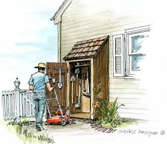 Garden Tool Shed Ideas Downloadable Shed Plans The Tiny Eco House And Backyard Building