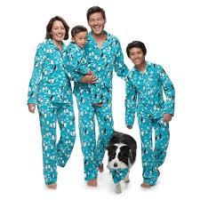 family pajamas kohl s