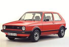 volkswagen golf 1980 volkswagen gti a history in pictures car and driver blog