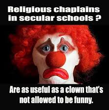 Funny Clown Meme - of krauss clowns and chaplaincy gladly the cross eyed bear