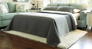 buy ashley furniture 2820039 daystar seafoam queen sofa sleeper