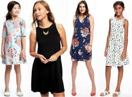 6 10 reg 30 girls u0026 women u0027s dresses at old navy today only