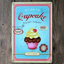Home Decor Signs And Plaques by Popular Cake Wall Decor Buy Cheap Cake Wall Decor Lots From China