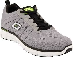 skechers light up shoes on off switch online shopping skechers go walk 2 flash men black grey athletic