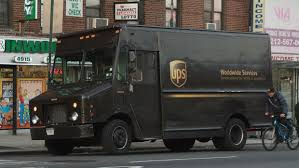 ups and others warn that deliveries are already falling