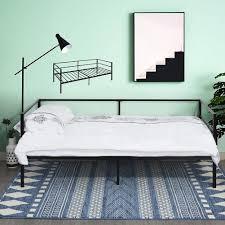divanetto letto divano letto in ferro 200 x 90 divanetto letto nero ospiti