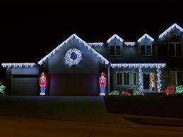 white icicle christmas lights holiday christmas lighting springfield creative outdoor dma homes