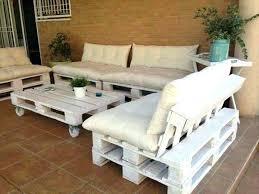 canapé lit palette canape avec des palettes fabriquer un canape avec un matelas