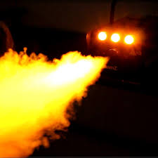 halloween fog machine beamz s700 smoke machine with flame effect 700w amazon co uk