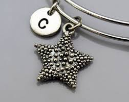 star bracelet charm images Star charm bracelet etsy jpg