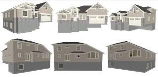 3d home design images of double story building sterling 2 car 4 bed 2161 2 story u2013 utah home design