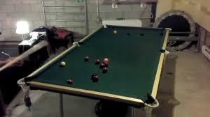 what is a billiard table homemade snooker table youtube