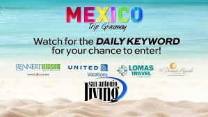 New Mexico travel contests images San antonio contests news weather sports breaking news woai jpg