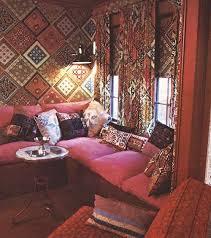 Bohemian Interior Design by Bohemian Interior Tatty Lace