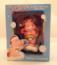 care bears rainbow holding gift hello american