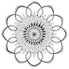 free coloring pages simply simple coloring pages for adults