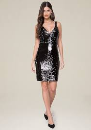 sequin dresses u0026 embellished dresses bebe